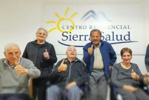 residencias de mayores Almería. Residencia de ancianos Almería SIERRA SALUD