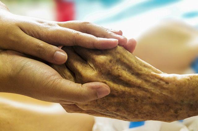cuidadores personas mayores